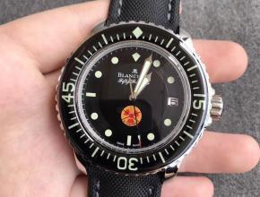 ZF宝珀50噚生化危机限量纪念版复刻手表