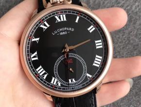 LUC厂萧邦L.U.C系列161923-1001腕表一表两用