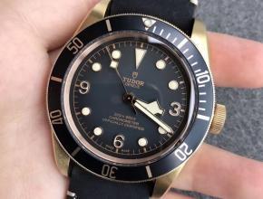 XF帝舵碧湾青铜型M79250BA-0001腕表