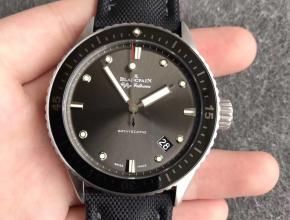 ZF厂宝珀五十噚5000经典复古款复刻手表