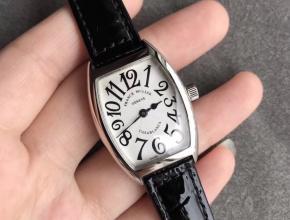 法兰克穆勒女表LADIES'COLLECTION系列1752QZ皮带手表