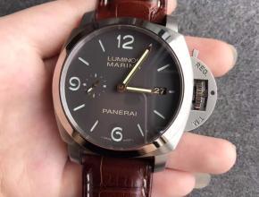 VS沛纳海顶级复刻手表pam00351钛金属