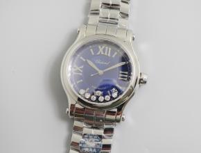 萧邦女表快乐钻钢带款顶级复刻手表36直径278559-3002