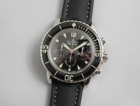 宝珀50噚5085f大表盘45mm 顶级复刻手表calf185机芯