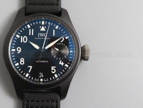 万国飞行员系列IW502001复刻表鉴赏