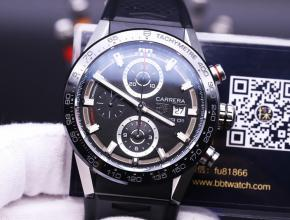 xf厂泰格豪雅复刻手表卡莱拉赛车计时码表