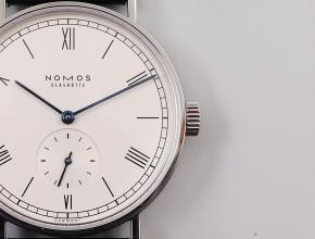 复刻诺莫斯手表nomos极简纯粹男士机械