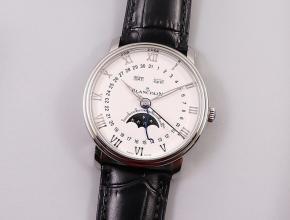 OM厂宝珀复刻手表villeret经典6654全新V3升级版比V2薄0.6mm