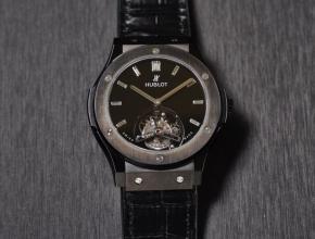 宇舶高仿手表(恒宝) 经典融合系列陀飞轮腕表