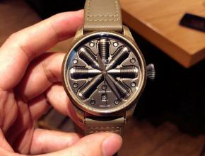名表精仿万国手表价位及档次