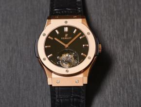 宇舶精仿手表(恒宝) 经典融合DX-FACTORY陀飞轮系列腕表
