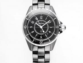 香奈儿顶级精仿手表J12系列女士石英腕表