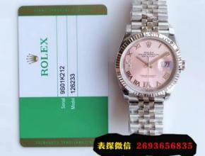 Rolex劳力士手表型号m126231,n厂劳力士水鬼多少钱