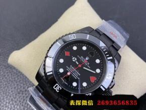 Rolex劳力士手表型号m126000_2,劳力士vs厂