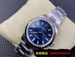 Rolex劳力士手表型号m278344rbr_8,n厂劳力士水鬼多少钱
