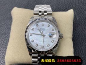 Rolex劳力士手表型号m278278,n厂劳力士多少钱