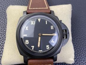 SF厂沛纳海复刻pam00629手表动力长达3天47mm表径