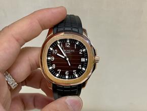 顶级复刻手表百达翡丽男款真金真钻腕表