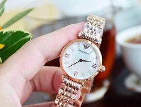 手表代购阿玛尼手表靠谱吗?
