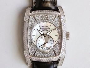 顶级复刻手表帕玛强尼男款金盘KALPA系列全自动机械腕表