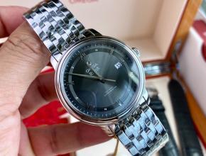 顶级原单手表欧米茄蝶飞系列男款机械手表