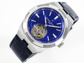 江诗丹顿真假辨别图奎德利系列86050/000R-I0P2A手表