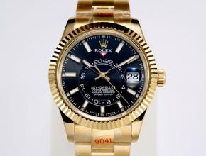 复刻劳力士天行者系列钢带腕表防水效果怎么样