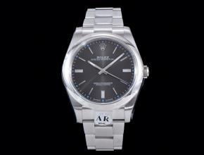 AR复刻劳力士蚝式恒动系列钢带腕表材质好吗