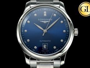 GL复刻浪琴名匠系列钢带腕表好吗