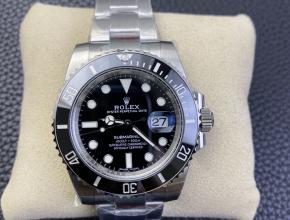 EW复刻劳力士潜航者40系列钢带腕表好吗