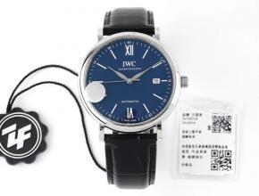 ZF顶级复刻手表万国柏涛菲诺系列自动机械皮带腕表