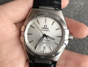 复刻欧米茄第五代星座系列皮带腕表材质好吗