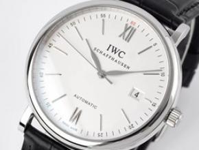瑞士万国iwc-波涛菲诺系列iw544801机械男表价格,万国电子手表价格及图片