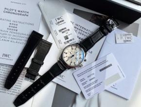 万国女士上链手表价格,万国表的质量好吗