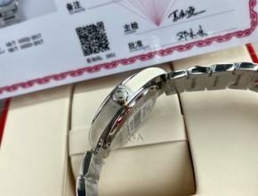 欧米茄星座表带怎么拆图解,收藏欧米茄552机芯手表