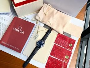 欧米茄新海马300鉴定技巧,60年代欧米茄手表当时多少钱