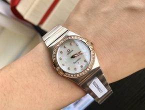 欧米茄超霸系列男表表带多宽,欧米茄手表的图片和价格