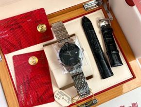 欧米茄星座手表电池多少钱一块,欧米茄手表怎么查真假