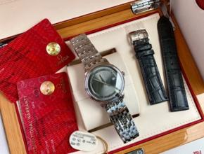 欧米茄女表全新回收什么价格,欧米茄手表蝶飞型号