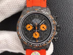 WWF复刻劳力士宇宙计时迪通拿系列腕表值得购买吗