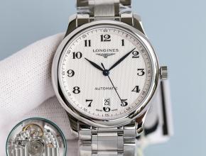 """浪琴复刻表系列介绍全新名匠系列""""Cal.L888""""型号机械手表"""