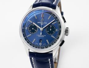 5万以内的五款蓝色腕表盘点