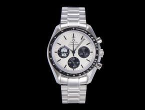 复刻手表欧米茄男款白盘钢带史努比系列自动机械手表