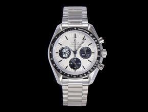 复刻手表欧米茄史努比系列男士白盘钢带机械手表
