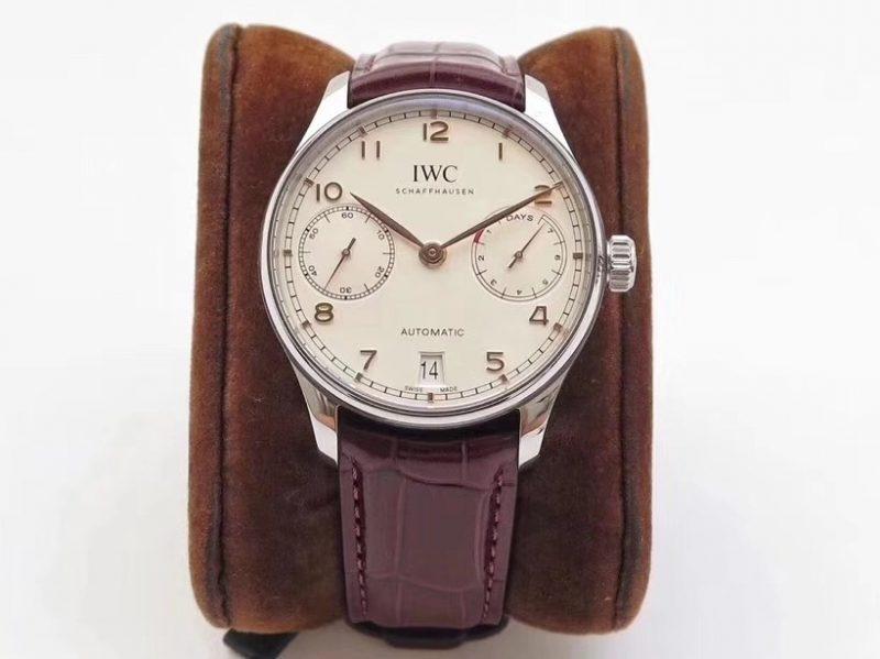 zf葡7万国葡萄牙IW500107复刻手表 多颜色