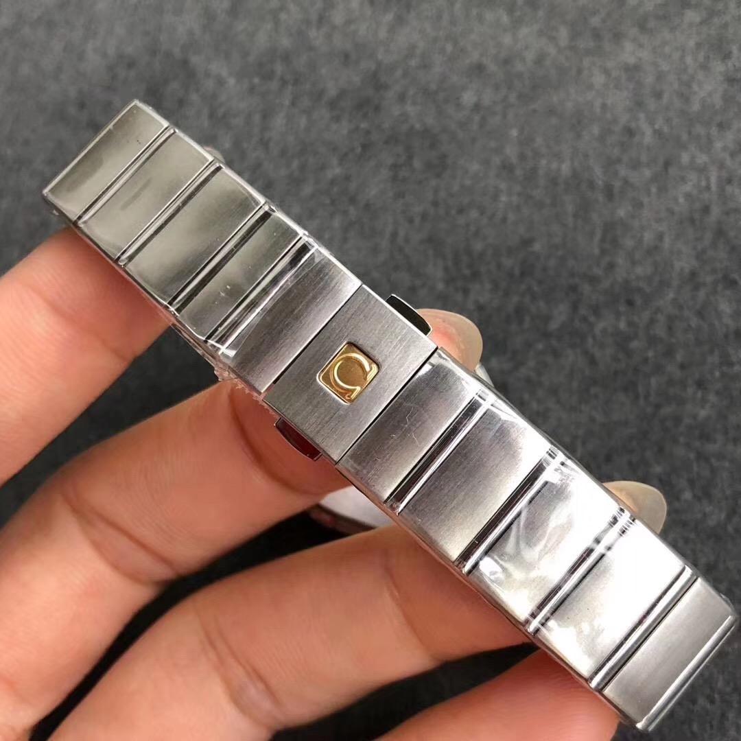 3s欧米茄星座系列27mm女表顶级复刻