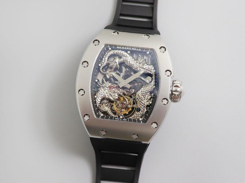 理查德米勒腕表是什么档次?