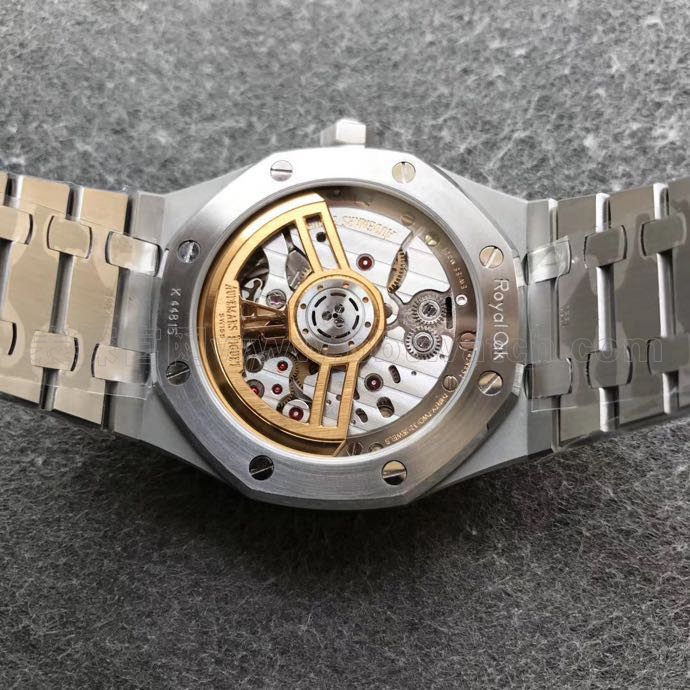 zf爱彼皇家橡树15500复刻机械手表鉴赏