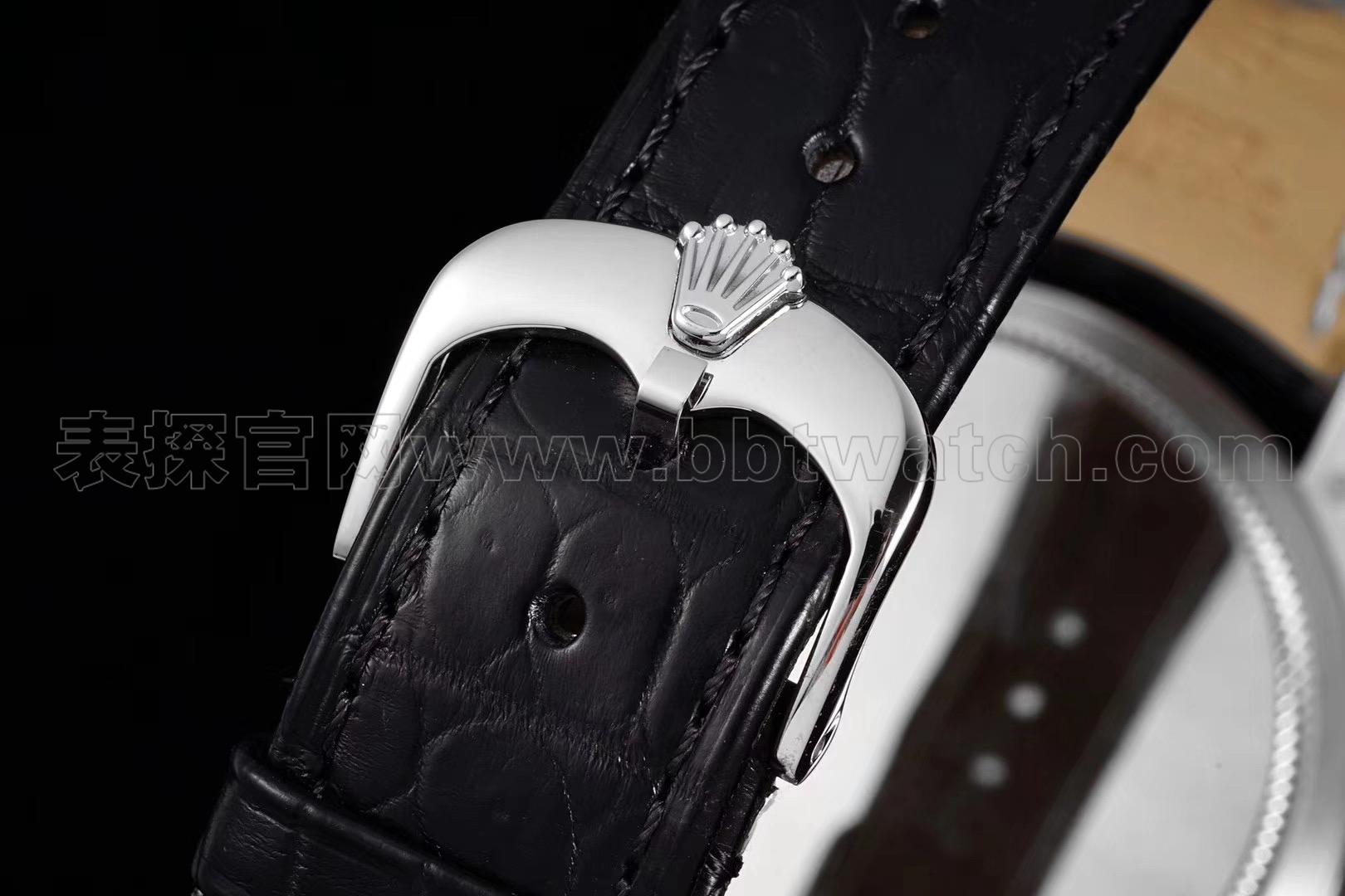 劳力士切利尼独立小秒3165机芯复刻系列手表对比评测