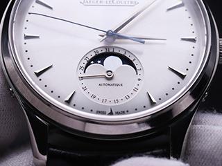 zf积家大师系列月相超薄复刻手表评测